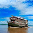 Deluxe Complete Peru & Amazon Cruise