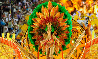 2021 Brazil Carnival and Peru 10 day Tour - 10 days
