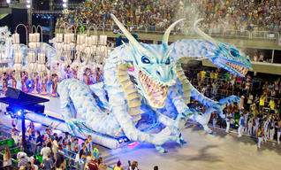 2019 Brazil Carnival - Group travel - 11 days